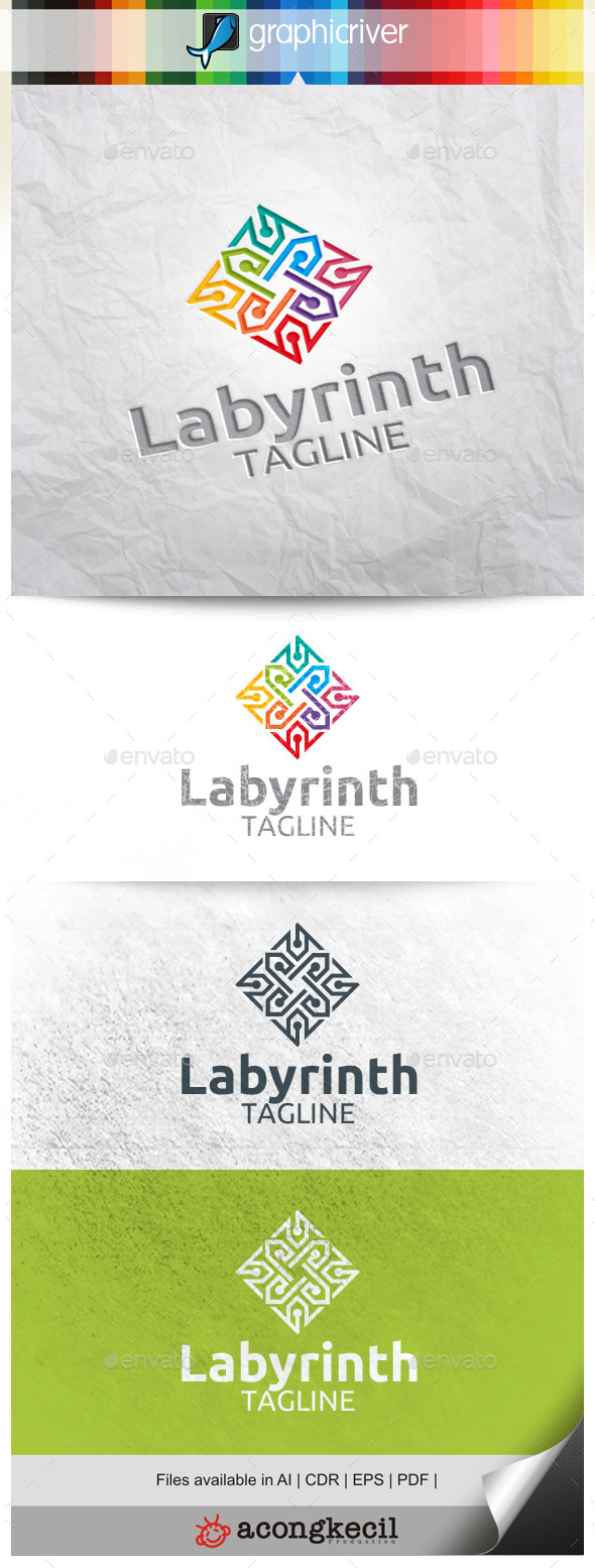 GraphicRiver Labyrinth V.5 10303034