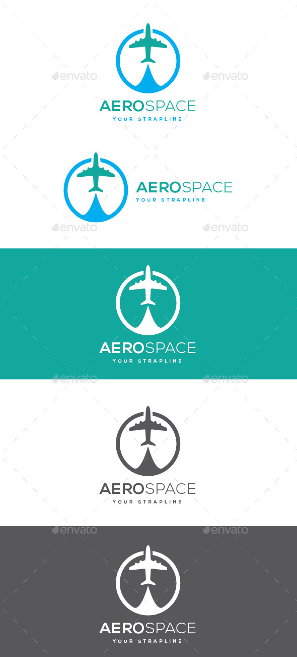 GraphicRiver Aerospace Logo 10303290