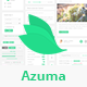 Azuma UI - New Modern User Interface Design - GraphicRiver Item for Sale