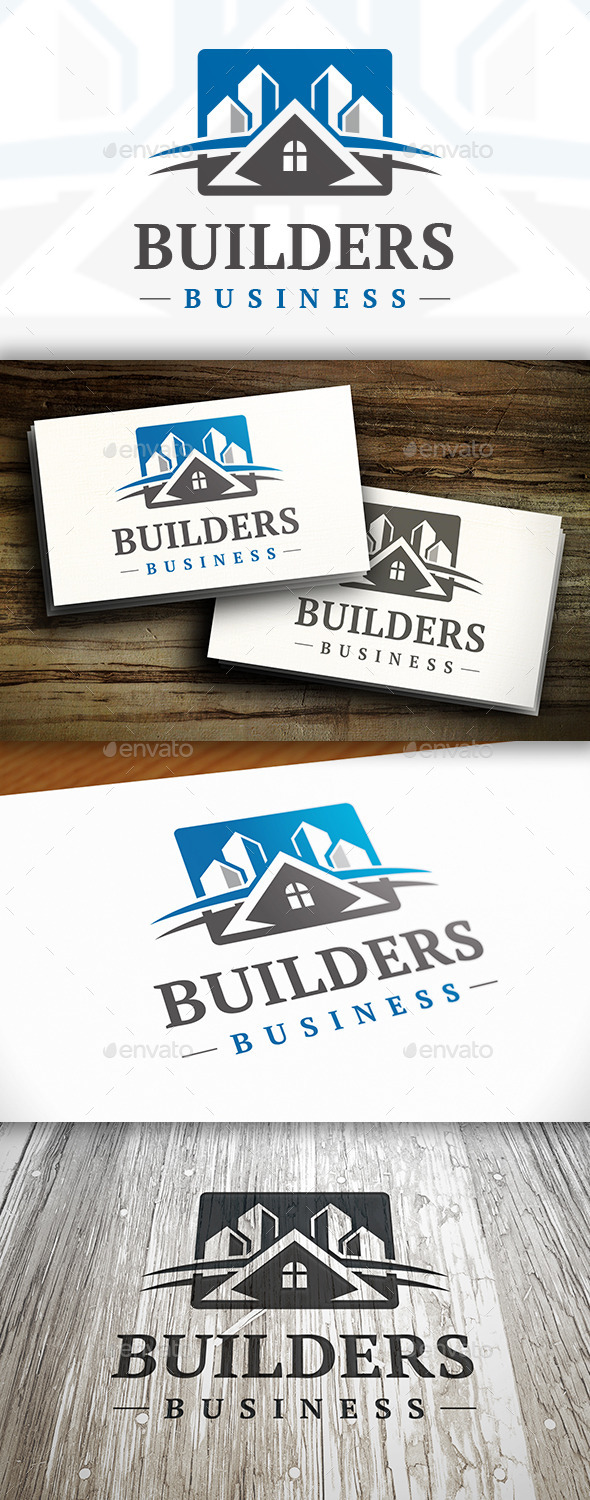 House Builder Logo