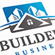 House Builder Logo - GraphicRiver Item for Sale
