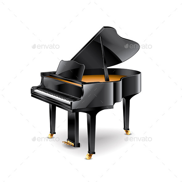 GraphicRiver Piano 10303987