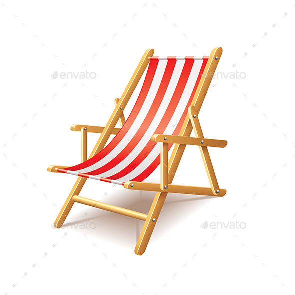 GraphicRiver Deck Chair 10304014