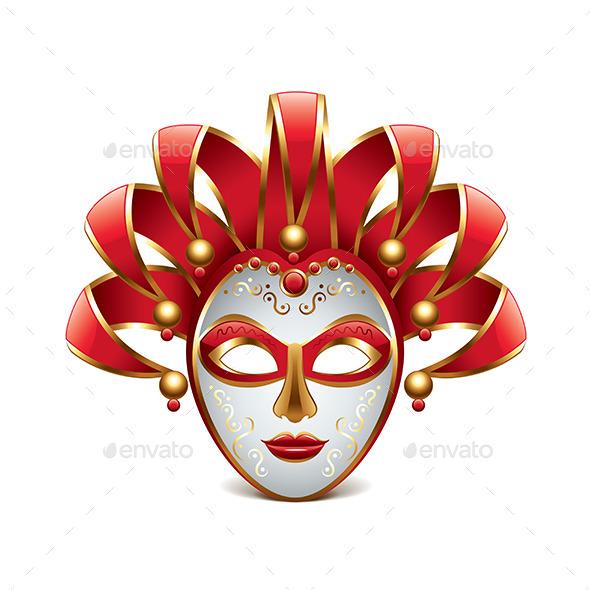 GraphicRiver Venice Mask 10304020