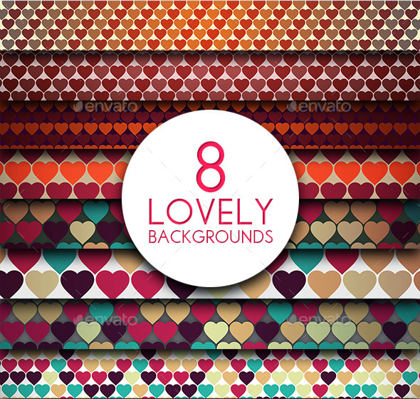 GraphicRiver Valentine s Day Background 10304058