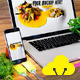 Nirvana Cooking Phone and Laptop Mockup Set - GraphicRiver Item for Sale