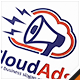 Cloud Advert Logo - GraphicRiver Item for Sale