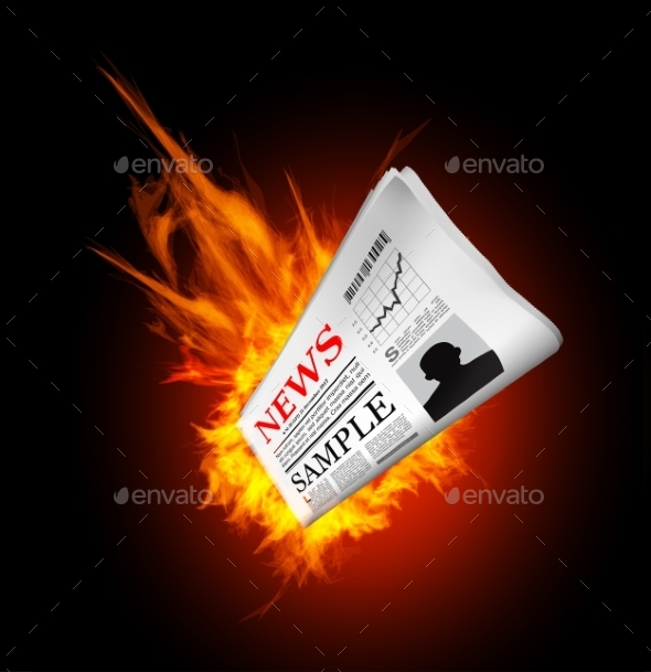 GraphicRiver Hot News 10305016