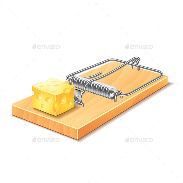 GraphicRiver Mousetrap 10305037