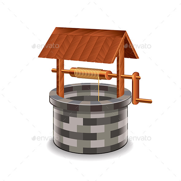 GraphicRiver Water Well 10305045