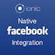 Ionic PhoneGap/Cordova Facebook Native Integration - CodeCanyon Item for Sale