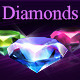 Various shiny diamonds - GraphicRiver Item for Sale