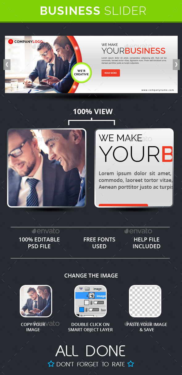 GraphicRiver Business Slide V4 10305465