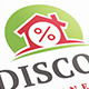 Discount House Logo - GraphicRiver Item for Sale