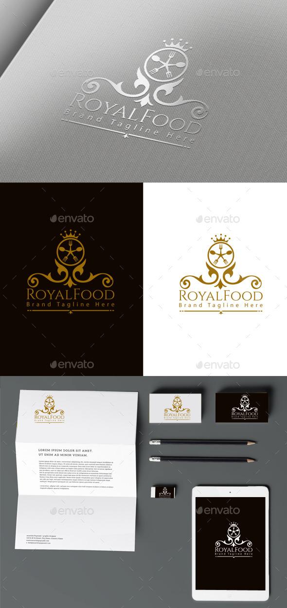 GraphicRiver Royal Food 10305662