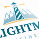 Lighthouse Mountain Logo - GraphicRiver Item for Sale