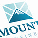 Mountain Logo - GraphicRiver Item for Sale