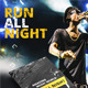 Run All Night - Music App Template - GraphicRiver Item for Sale