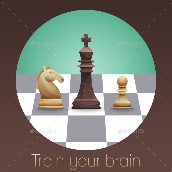 GraphicRiver Vector Chess Figures 10306428