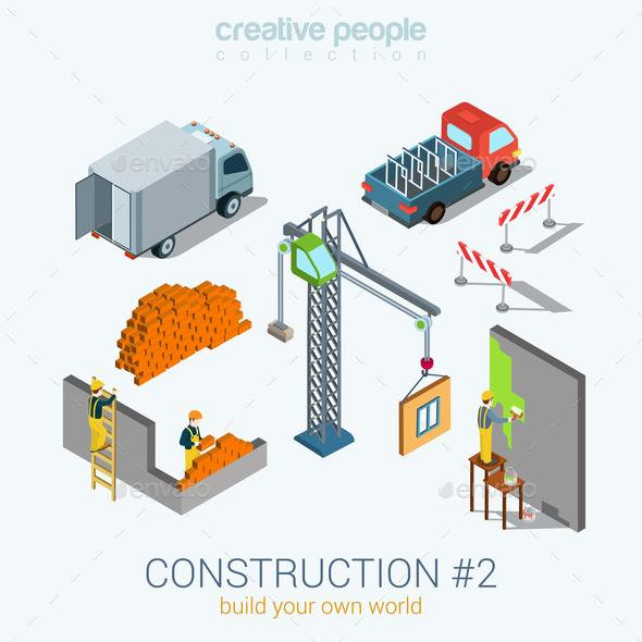 GraphicRiver Construction Concept 10306607