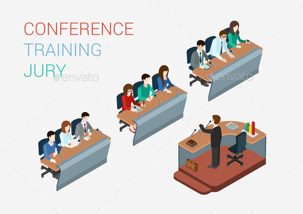GraphicRiver Business Training Concept 10306630