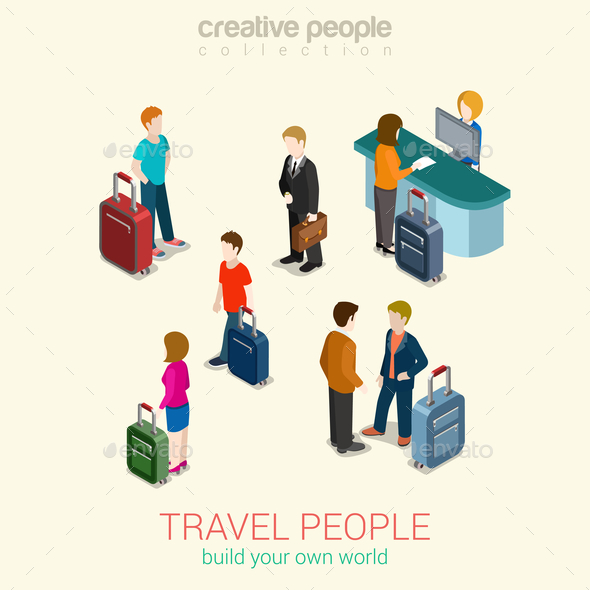 GraphicRiver Travel Concept 10306650