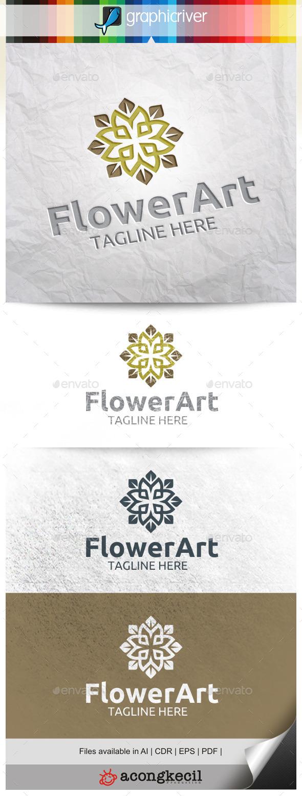 GraphicRiver FlowerArt V.9 10306890