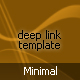 Full XML simple business template with deep linking - ActiveDen Item for Sale