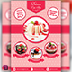 Cake Flyer Template - GraphicRiver Item for Sale