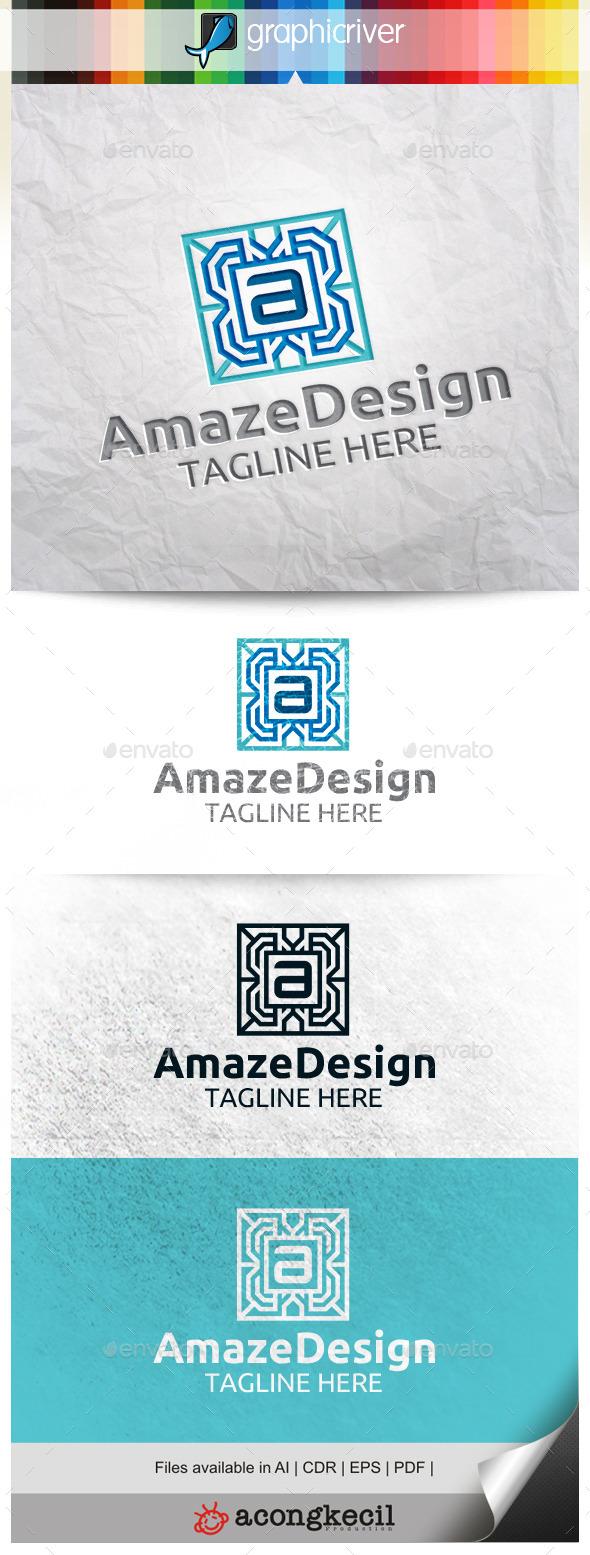 GraphicRiver Amaze Design 10297072