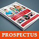 Prospectus Bi-Fold Brochure - GraphicRiver Item for Sale