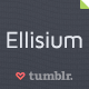 Ellisium - A Business Minded Tumblr Theme - ThemeForest Item for Sale