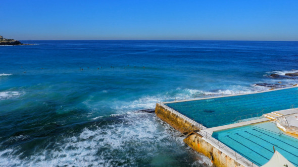 Ocean Pool Bondi Beach Sydney