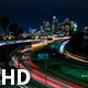 Downtown Los Angeles And The 101 Freeway - VideoHive Item for Sale