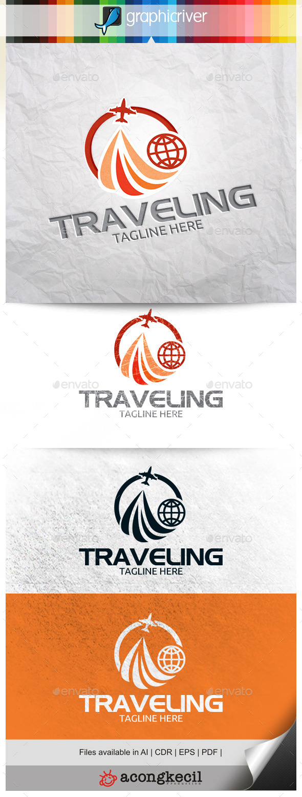 GraphicRiver Traveling V.3 10308552