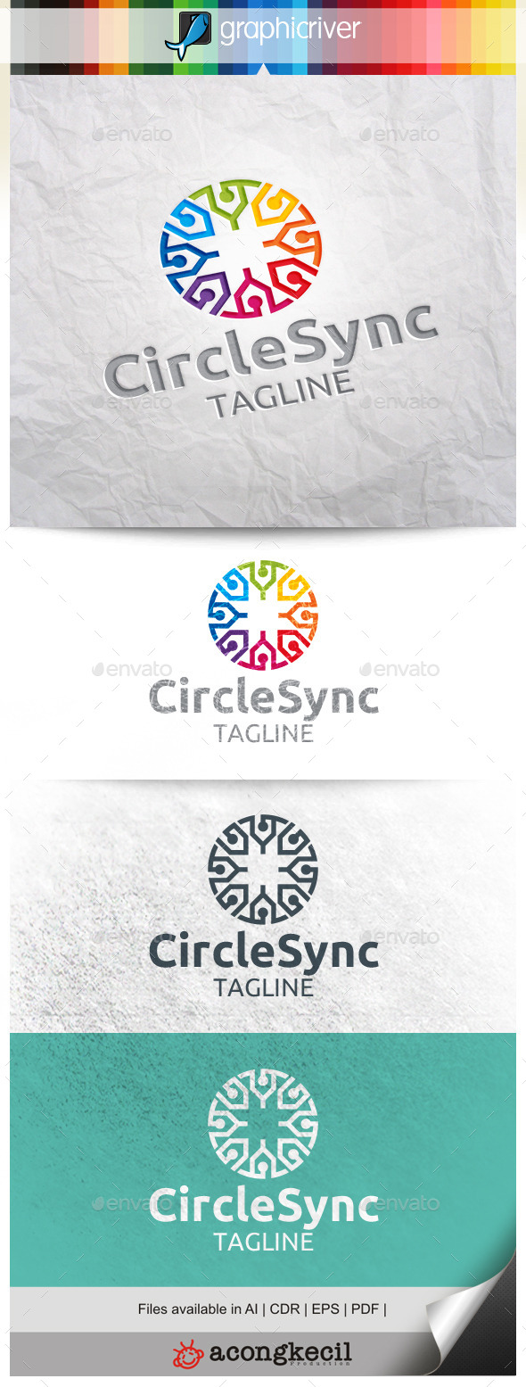 GraphicRiver Circle Sync V.5 10308661