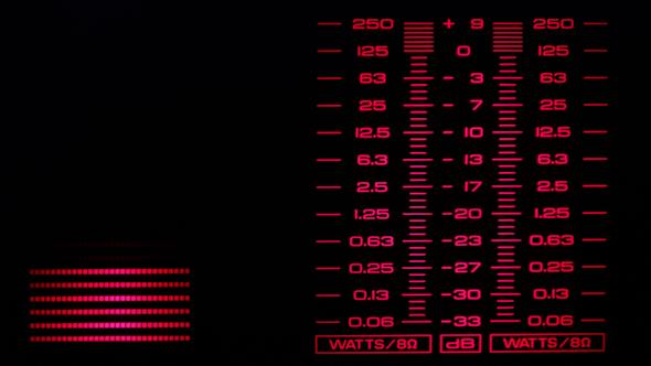 Music Graphic Equalisers Spectrum 78