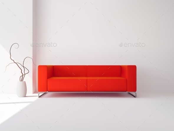 GraphicRiver Living Room Interior 10310087
