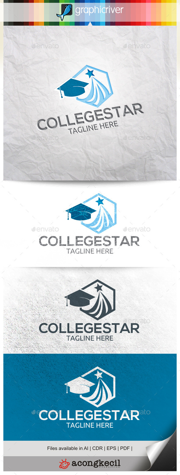 GraphicRiver College Star V.4 10310128