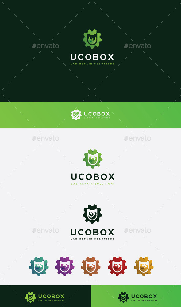 GraphicRiver Ucobox 10310133