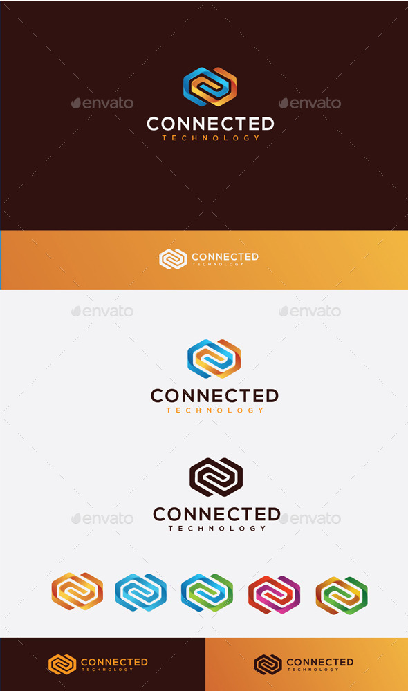 GraphicRiver Connected 10310163
