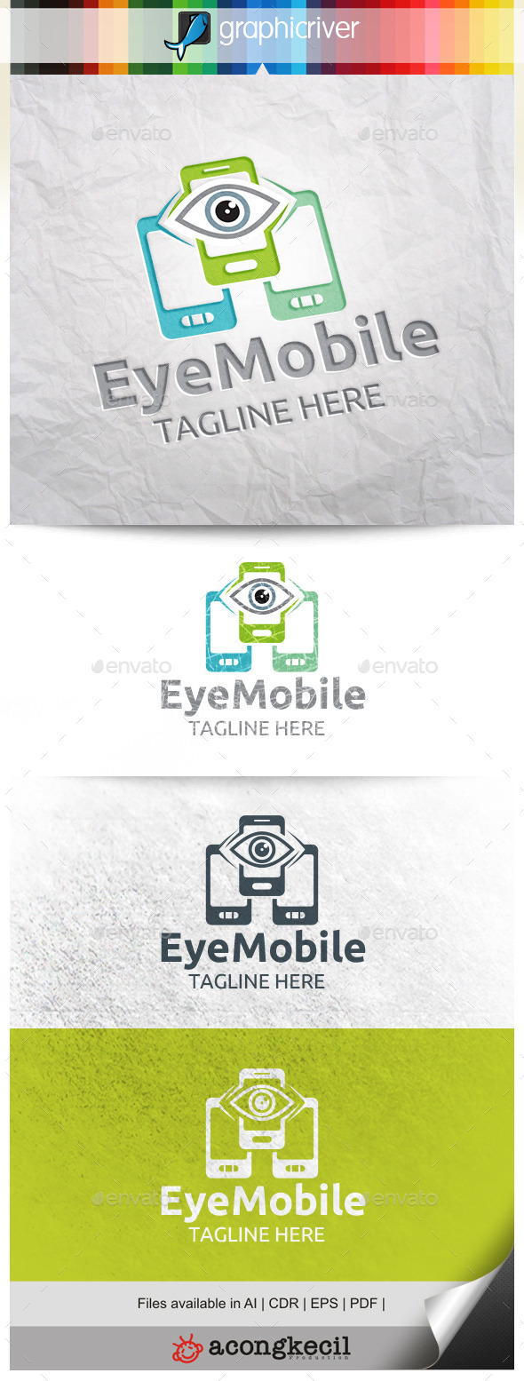 GraphicRiver Eye Mobile 10310312