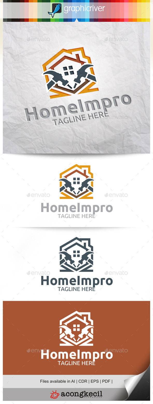 GraphicRiver Home Improve 10310908