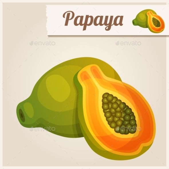 GraphicRiver Papaya 10311235