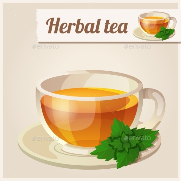 GraphicRiver Mint Tea 10311249
