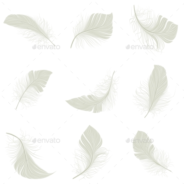 GraphicRiver Feather Icons Set 10311260