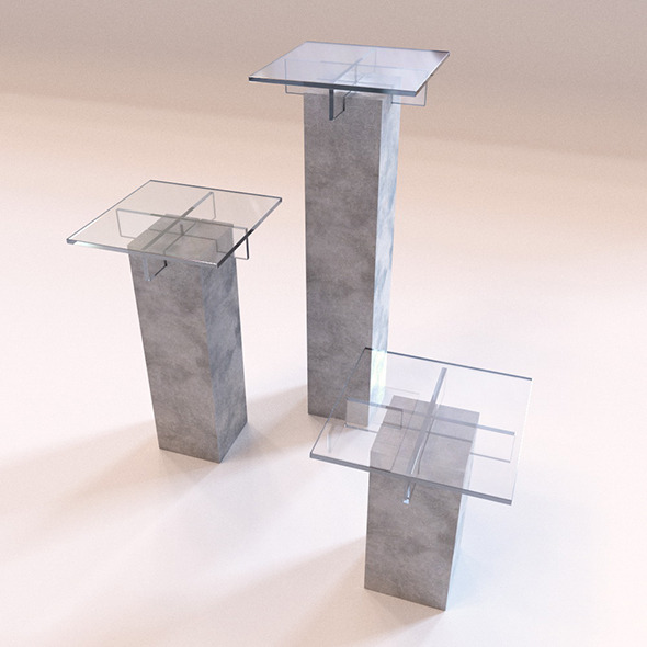 Roche Bobois Small furniture Tenere stools