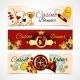 Casino Banner Set - GraphicRiver Item for Sale
