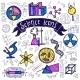 Science Symbols - GraphicRiver Item for Sale