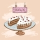 Sweets Dessert - GraphicRiver Item for Sale